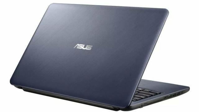 "Notebook Asus i3, tela 15,6"" 1TB HD (aberto para conferencia) - Foto 3"