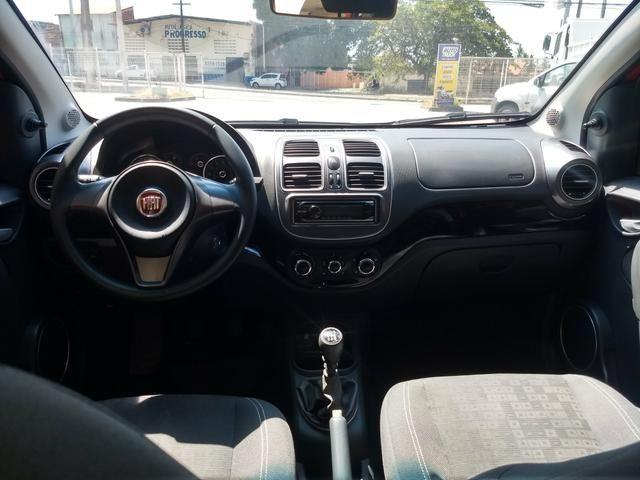 Fiat Palio 1.0 attractive ano 2017 - Foto 7