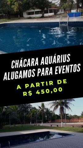 Chácara Aquárius- Alugamos para eventos