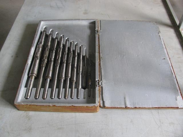 Jogo de Alargador Expansível para Buchas de Metal - Foto 2
