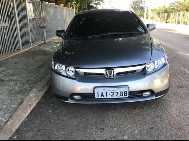 Civic lxs 1.8 automático 2008