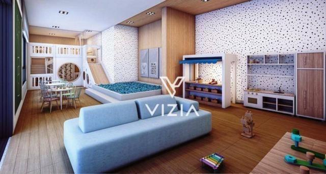 Apartamento à venda, 112 m² por R$ 936.239,00 - Cabral - Curitiba/PR - Foto 5