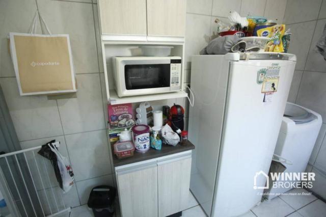 Apartamento com 2 dormitórios à venda, 53 m² por R$ 160.000,00 - Vila Bosque - Maringá/PR - Foto 8