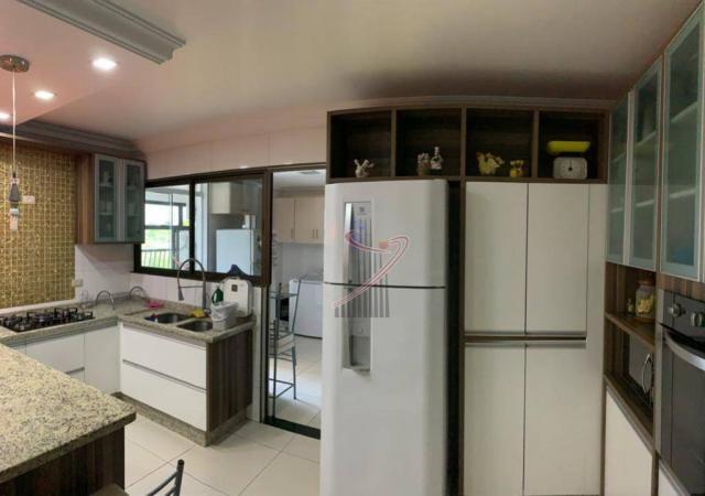Apartamento com 4 dormitórios à venda, 216 m² por R$ 970.000,00 - Parque Monjolo - Foz do  - Foto 9