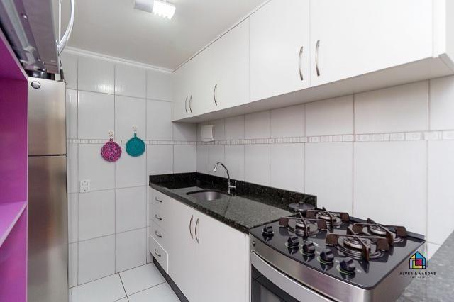 Apartamento à venda com 2 dormitórios em Barreirinha, Curitiba cod:AV203126 - Foto 9