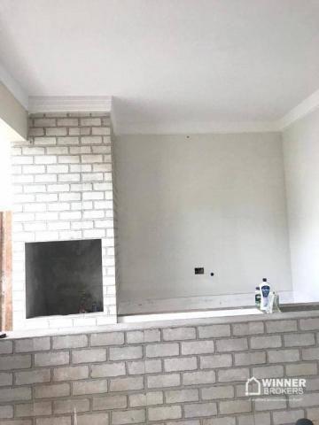 Casa com 3 dormitórios à venda, 95 m² por R$ 330.000 - Parque das Grevíleas - Maringá/PR - Foto 8