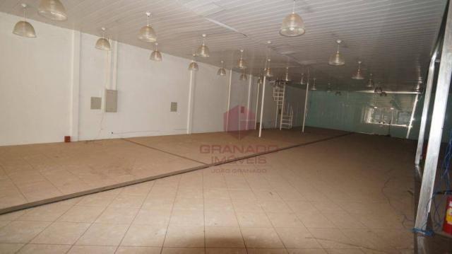 Salão para alugar, 410 m² por R$ 4.500/mês - Parque Industrial Bandeirantes - Maringá/PR - Foto 11