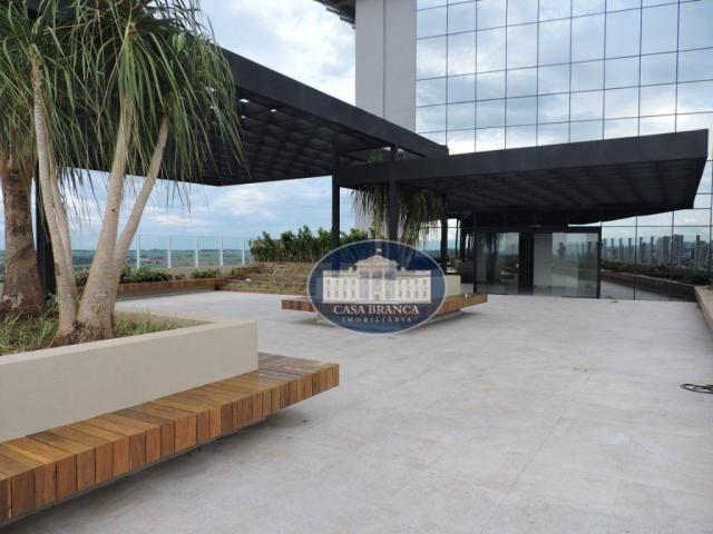 Sala para alugar, 45 m² por R$ 1.700,00/mês - Jardim Nova Yorque - Araçatuba/SP - Foto 3