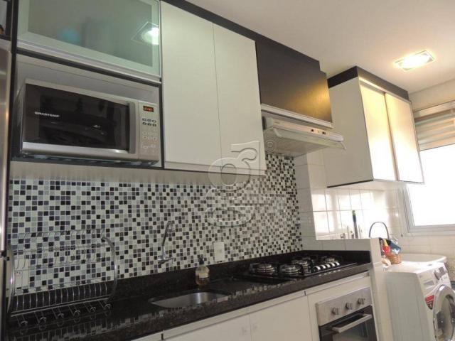 Apartamento com 3 dormitórios à venda, 69 m² por R$ 315.000,00 - Edifício Garden Ecologic  - Foto 4