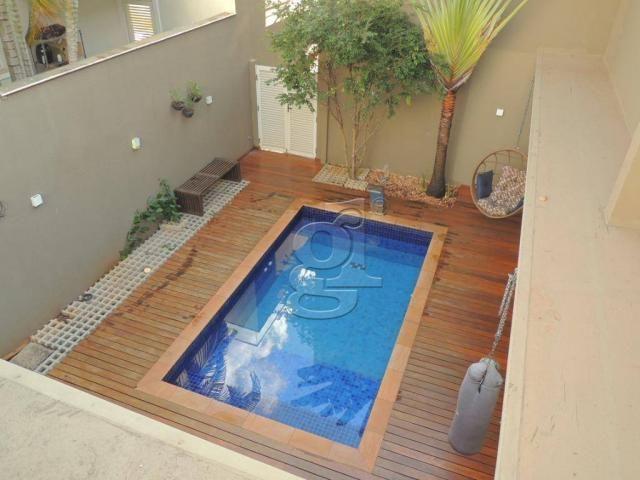 Sobrado com 3 dormitórios à venda, 290 m² por R$ 1.399.000,00 - Condomínio Royal Forest -  - Foto 18