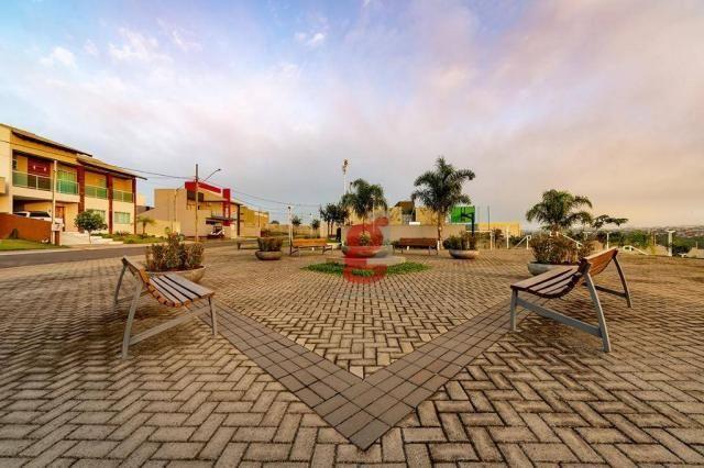 Cond. Morada Das Flores - Terreno à venda, 252 m² por R$ 182.700 - Morada das Flores - Cam - Foto 2