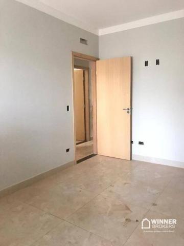 Casa com 3 dormitórios à venda, 95 m² por R$ 330.000 - Parque das Grevíleas - Maringá/PR - Foto 3