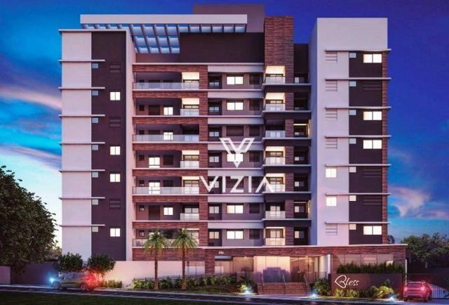 Apartamento à venda, 112 m² por R$ 936.239,00 - Cabral - Curitiba/PR