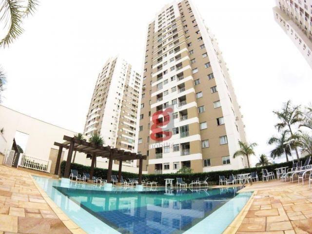 Apartamento com 3 dormitórios à venda, 69 m² por R$ 315.000,00 - Edifício Garden Ecologic  - Foto 18