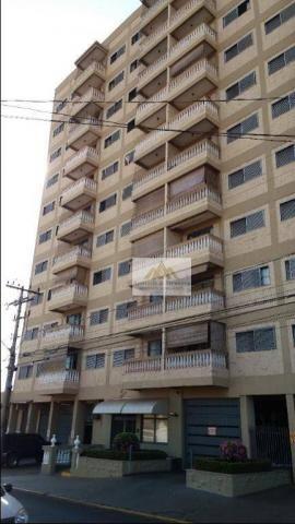 Apartamento com 2 dormitórios para alugar, 77 m² por R$ 1.000,00/mês - Vila Tibério - Ribe