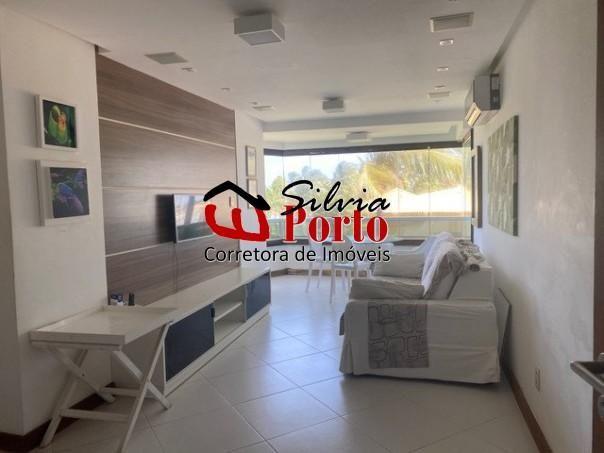 Aluga-se Anual ou Temporada. Apartamento 2/4 frente ao Mar em Vilas do Atlantico - Foto 11
