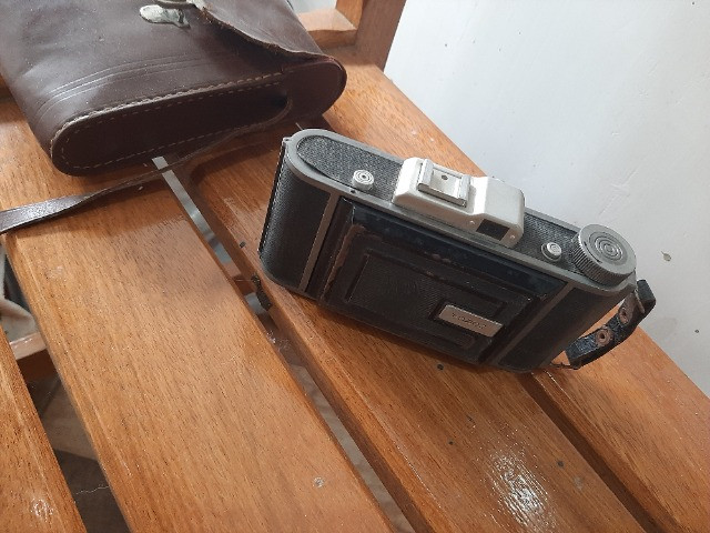 Camera fotográfica Antiga - Foto 4