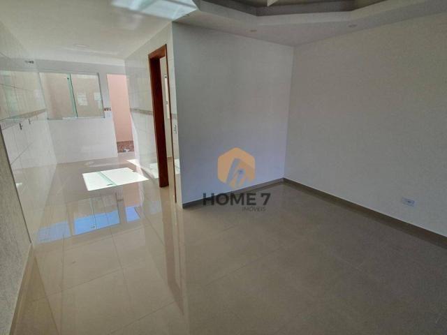 Sobrado à venda, 90 m² por R$ 320.000,00 - Sítio Cercado - Curitiba/PR - Foto 7