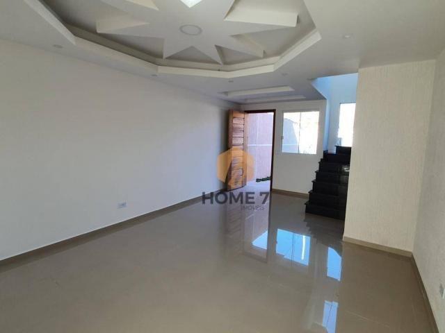 Sobrado à venda, 90 m² por R$ 320.000,00 - Sítio Cercado - Curitiba/PR - Foto 5