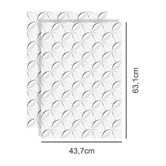 Porcelanato Dalia Ceusa 43,7x63,1 Extra R$ 129,90m² > Casa Nur - O Outlet do Acabamento
