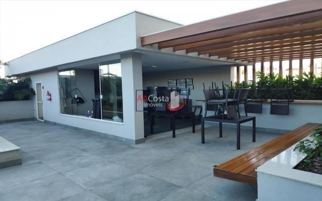 Apartamento para alugar com 2 dormitórios em Jardim consolacao, Franca cod:I08694 - Foto 12