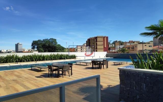 Apartamento para alugar com 2 dormitórios em Jardim consolacao, Franca cod:I08694 - Foto 10