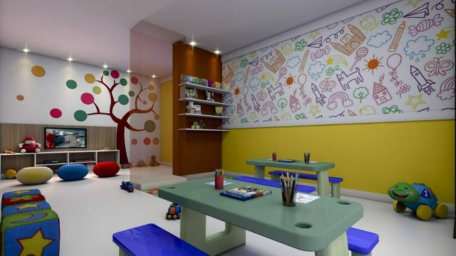 Apartamento 2 e 3 quartos no melhor da Serraria - Foto 7