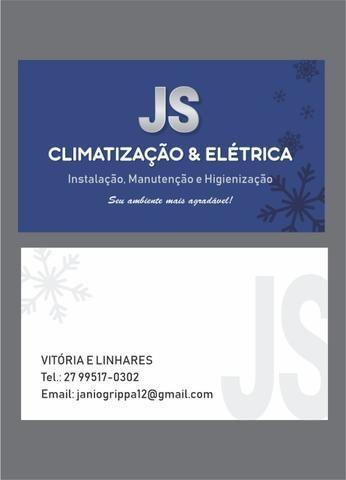 Serviços de Climatização e elétrica