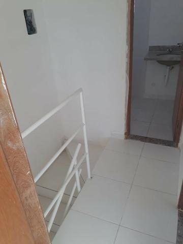 DWC - Casa Duplex 2 Quartos - Jacaraipe - Serra ES - Foto 2