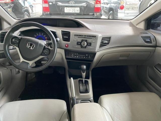Civic 1.8 LXS - Automático - IPVA 2020 - Foto 7
