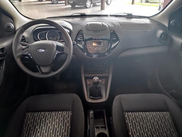 Ford Ka + Sedan Completo 1.5 semi novo com cara de Zero! - Foto 9