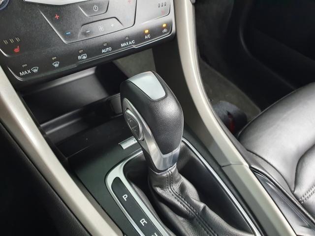 Ford Fusion 2.5L I-VCT Flex Aut. - Prata - 2014 - Foto 9
