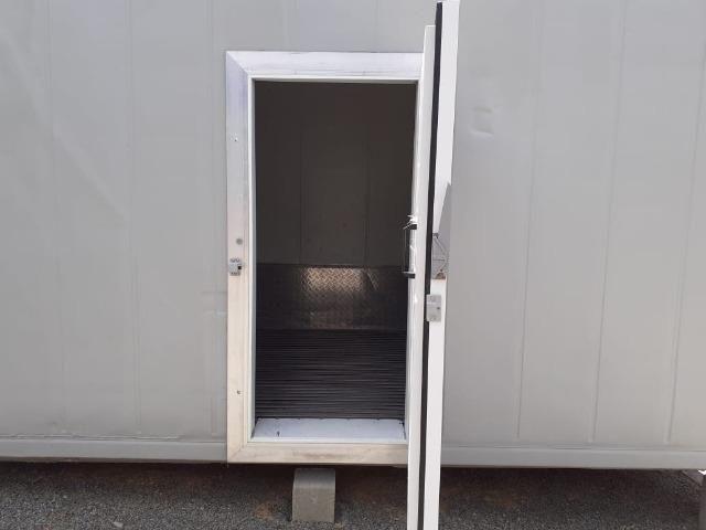 Câmara Fria - Reefer com maquinário revisado e funcionando