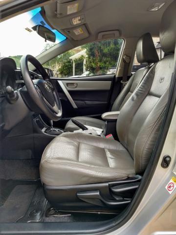 Toyota Corolla automático IPVA TOTAL PAGO - Foto 8