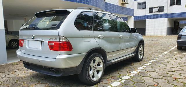 Bmw X5 2005 barata pra sair logo 29.990 - Foto 2