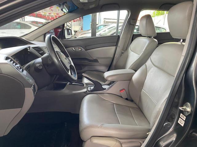 Civic 1.8 LXS - Automático - IPVA 2020 - Foto 10