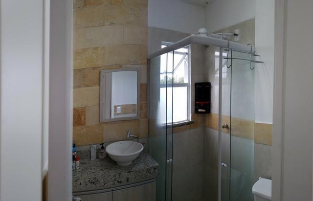 Apartamento mobiliado completo 2 quartos vista mar 100 mt do centro do cumbuco ce brasil - Foto 12