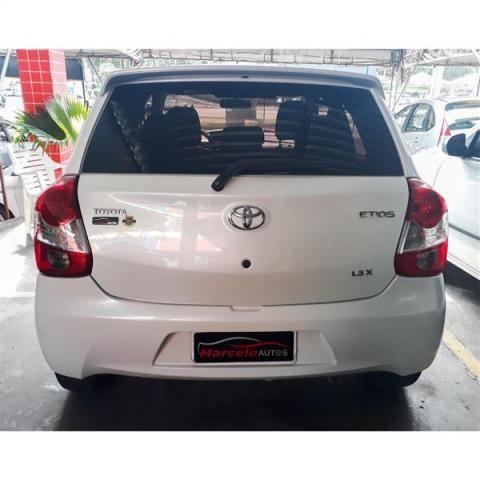 Toyota Etios 1.3 X 16V Flex 4P Automático - Foto 4