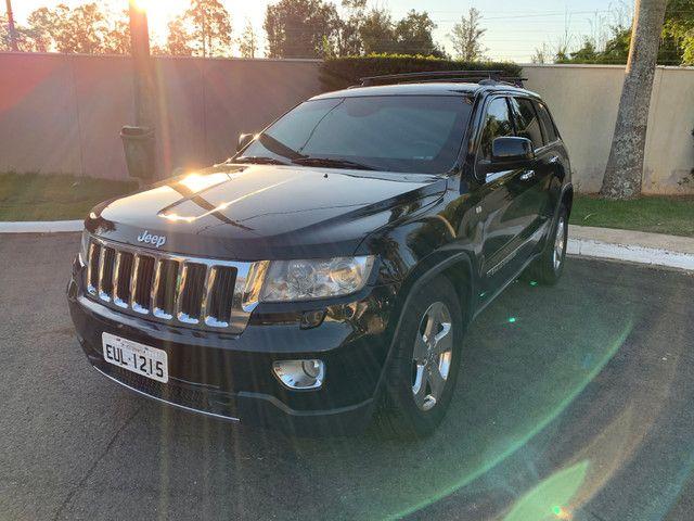 Grand Cherokke 3.6 Ltd 2011 gasolina - Foto 3