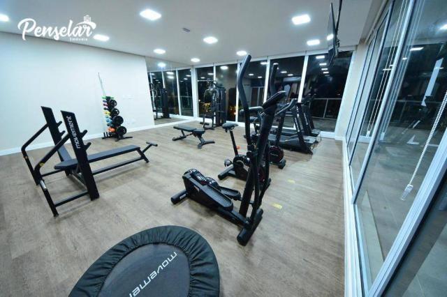 Apartamento com 3 dormitórios à venda, 63 m² por R$ 353.038,75 - Jardim Vista Verde - Inda - Foto 9