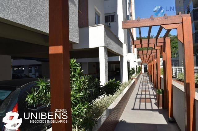 Apartamento NOVO com 2 dormitórios à venda ou Permuta no Bairro Bela Vista - São José/SC - - Foto 2