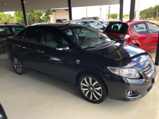 Toyota Corolla  Sedan XLi 1.8 16V (flex) FLEX AUTOMÁTICO
