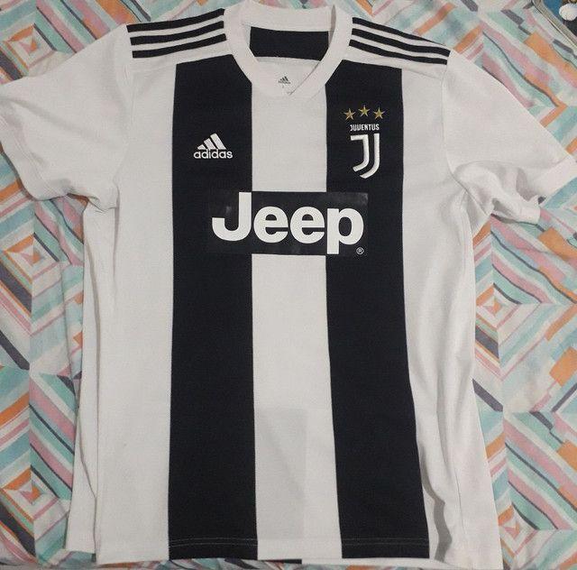 Camisa Juventus Original S/ N° - Tam G