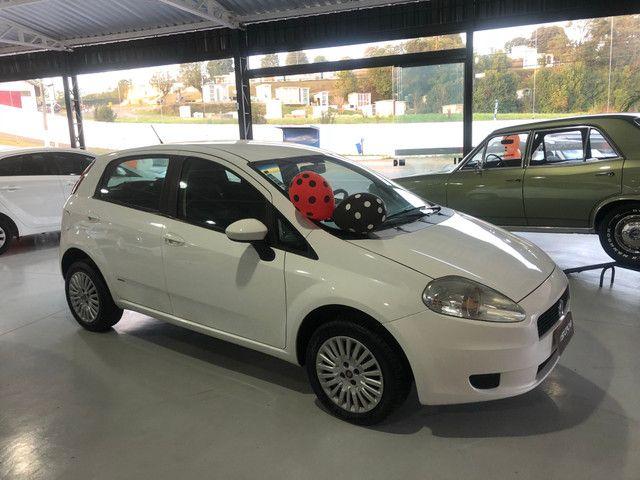 Fiat Punto Atracitve único dono 1.4 2012 - Foto 4