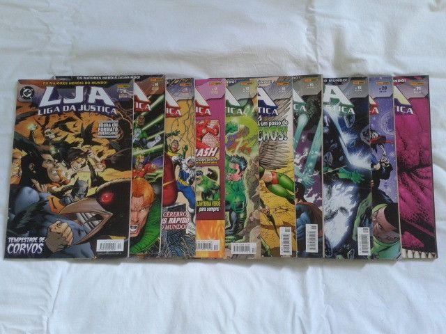Promoção! - Vendo Coletânea de histórias em quadrinhos da Marvel e DC, edições raras - Foto 2