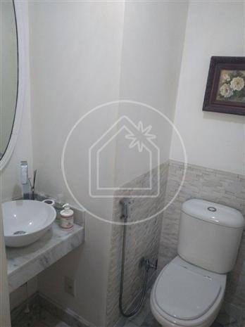 Apartamento à venda com 4 dormitórios em Copacabana, Rio de janeiro cod:825899 - Foto 7