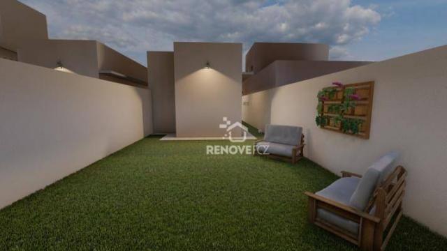 Casa com 2 dormitórios à venda, 69 m² por R$ 310.000,00 - Loteamento Florata - Foz do Igua - Foto 13
