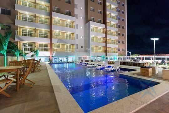 Apartamento à venda, 67 m² por R$ 365.000,00 - Jóquei Clube - Fortaleza/CE