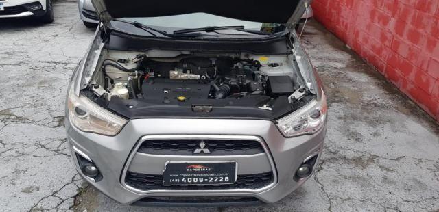 Mitsubishi ASX 2.0 160cv Automtica CVT Completa 2014 - Foto 10