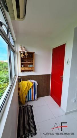 Apartamento com 2 quartos a venda, próximo a Praia do Morro Branco - Foto 12